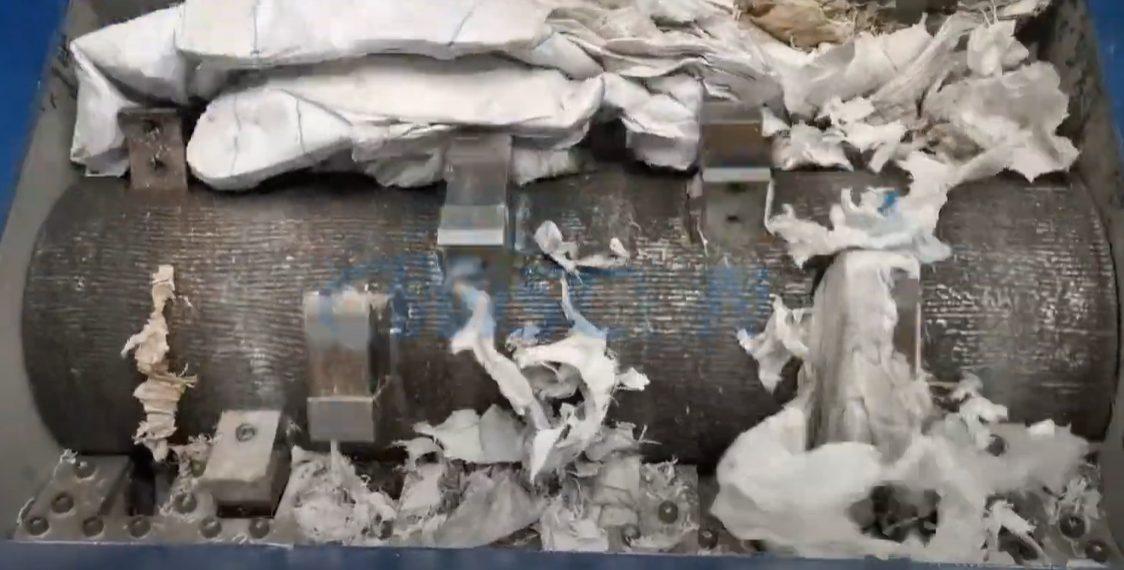 pre-shredder